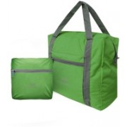 DIZIONARIO Folding Flight Cabin Size Compliant Expandable Small Travel Bag(Green)