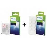 Philips Zestaw Proszek CA6705/10 + Tabletki CA6704/10