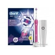 Perie de dinti electrica Oral-B PRO 2500 3D White + toc
