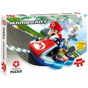 Winning Moves Games Win11118 Puzzle Mario Kart Fun Racer Teile Board Game