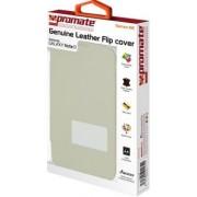 Promate Sansa-N2 Genuine Leather Flip cover for