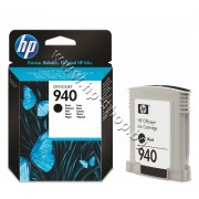 Мастило HP 940, Black, p/n C4902AE - Оригинален HP консуматив - касета с мастило