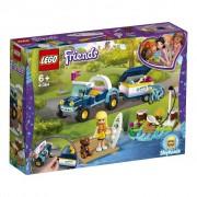 LEGO® Stephanies Cabrio mit Anhänger