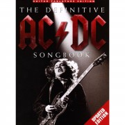 Wise Publications The Definitive AC/DC Songbook - Updated Edition