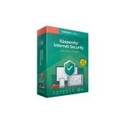 Antivirus Kaspersky Internet Security 2019 - 1 Licença - 2 anos - Digital para download - Mac, Smartphone e PC