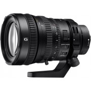 Sony Objektiv »E-Mount Zoomobjektiv 18-200 F3.5-6.3«, Schwarz