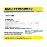 High Performer 5W-40 PDI Diesel 1 liter doos