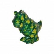 Pomme Pidou Spaarpot dinosaurus 17 cm groen