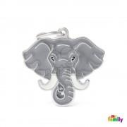 My Family kulcstartó - Wild Elefánt 1 db (Z006)