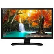 Монитор LG 22TK410V-PZ, 21.5-инчов екран (1920x1080), TN, LED, 5ms GTG, 1000:1, 5000000:1 DFC, 250cd, HDMI, DVB-/T/C (MPEG4), 2x5W, USB, 22TK410V-PZ