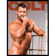Calendar 2018 Colt Hairy Chested Calendars