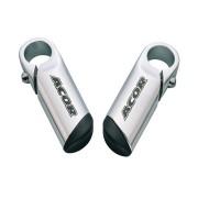 Acor ABZ-2003L kerékpár kormányszarv ezüst