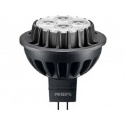 LED-lamp GU5.3 Reflector 8 W = 50 W Warmwit Dimbaar Philips Lighting 1 stuks