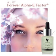 Forever Alpha-E Factor, siero viso e collo antiossidante - Forever Living Products