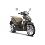 Piaggio New Liberty 50 iGet 4-takt Brun