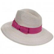 "FASHIONDESIGN cappello da donna ""Pinky"" a tesa larga"