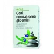 Ceai pentru normalizarea glicemiei, 20 doze