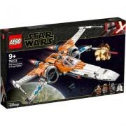 Lego Klocki LEGO Star Wars - TM Myśliwiec X-Wing Poe Damerona LEGO-75273