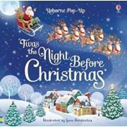 Pop-Up 'Twas The Night Before Christmas, Hardcover/Susanna Davidson