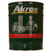 Akros Multi FCT 10W-30 20 Litre Canister