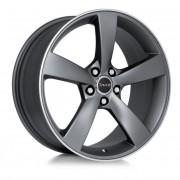 Avus Af10 8,5x19 5x108 Et40 73.1 Antracita - Llanta De Aluminio