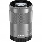 Canon EF-M 55-200mm f/4.5-6.3 IS STM - Argintiu
