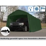 3,6x7,2m garázssátor mobilgarázs professional (Professional)