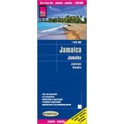 Wegenkaart - landkaart Jamaica | Reise Know-How Verlag