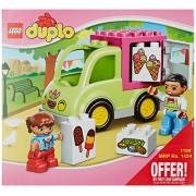 Lego Ice Cream Truck, Multi Color