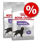 Икономична опаковка: 2 големи опаковки суха храна Royal Canin CARE Nutrition - Mini Dermacomfort (2 x 8 кг)