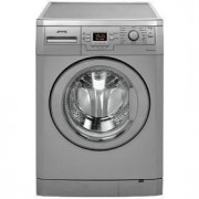 Smeg 60cm Washing Machine - Silver