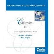 MANUAL CLS. A XII-A - CHIMIE - TANASESCU