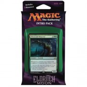 Magic the Gathering: MTG Eldritch Moon: Intro Pack / Theme Deck: Weapons and Wards (includes 2 Booster Packs & Alternate Art Premium Rare Promo) Green / White - Ulvenwald Observer
