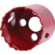 KS Tools HSS Bi-Metalllochsäge Schneidrichtung rechts Ø 40 mm, VE 8 Stk