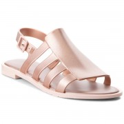 Shine Sandały MELISSA - Boemia Shine Ad 32398 Pink/Metallic Pink 52902