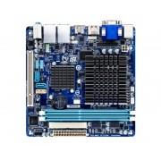 Gigabyte Placa base gigabyte atom dual core 1037u ddr3x2 16gb 1600vga hdmi usb mini itx