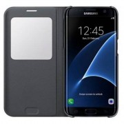 Samsung Etui S View Cover do Galaxy S7 Czarny