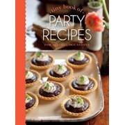 Tiny Book of Party Recipes: For Special Occasions, Hardcover/Cindy Cooper
