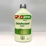 MOL Hygi Fluid alkoholos kéztisztító fertőtlenítő folyadék (2 liter)