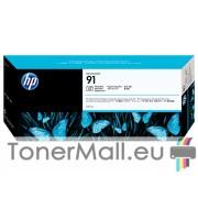 Мастилена касета HP 91 (C9465A) Photo Black