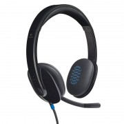 Logitech H540 Headset Preto