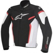 ALPINESTARS Jacket ALPINESTARS T-GP Plus R V2 Black / White / Red