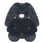 Jessie mini nyuszi-fekete Teddykompaniet