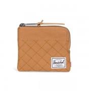 Malá peněženka Herschel Johny karamelová