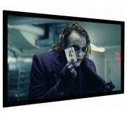 Euroscreen Frame Vision Light FlexWhite 72 tum 72 tum
