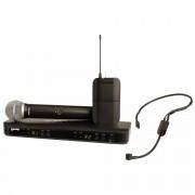 Shure BLX1288E/PG31 S8 Funkmikrofon