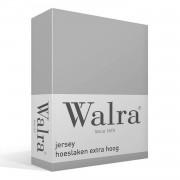 Walra jersey hoeslaken extra hoog - 1-persoons (90/100x200/220 cm)
