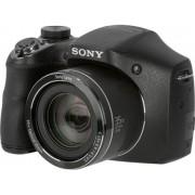 Sony Máquina Fotográfica Bridge Cyber-Shot DSC-H300 (Preto - 20.1 MP - ISO: 80 a 3200 -Zoom Ótico: 35x)