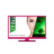 Televizor LED Horizon X-TEND 24HL7102H, 61 cm, HD Ready, 100Hz, Roz
