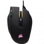 Mишка Corsair Gaming SABRE, оптична(10000 dpi), USB, черна